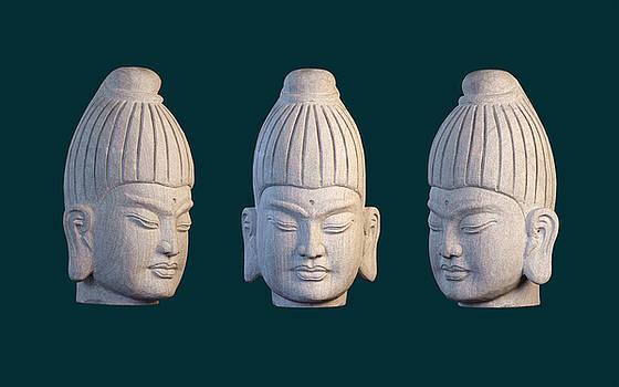 Burmese Metallic Green  by Terrell Kaucher