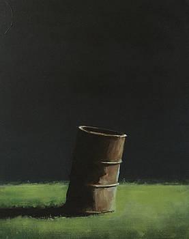 Burn Barrel by Jeffrey Bess