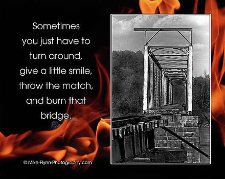 Burn That Bridge by Mike Flynn