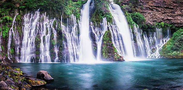 Burney Falls  by Tony Fuentes