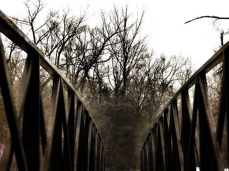 Burning Bridges by Kyle West