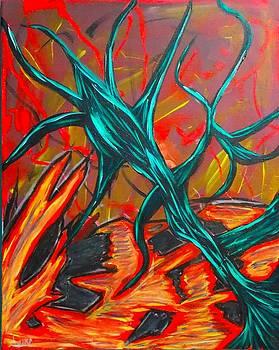 Burning Desire by Angela McCool