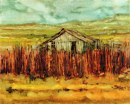Burning Reeds by Steve Spencer