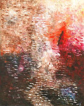 Burning Sea by Niki Katiki