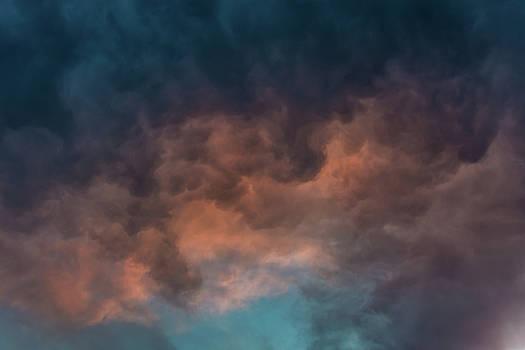 Burning Sky by Kevin Myron