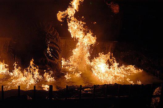 Clayton Bruster - Burning Water