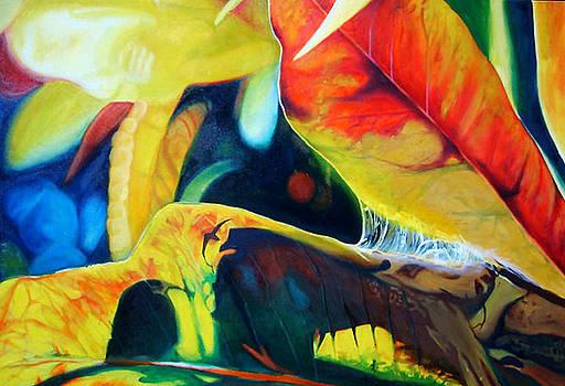 Burnished Light by Leonard Aitken