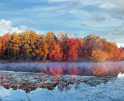 Burst of Colors by Tim Fitzharris