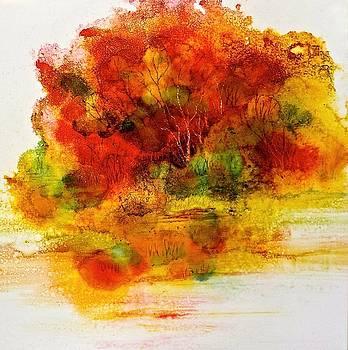 Burst of Nature III by Carolyn Rosenberger