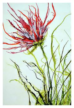 Bursting #2 by Jennifer Creech