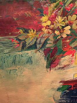 Bursting Blooms by Trish Vevera
