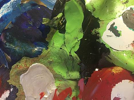 Bursting by Paula Brown