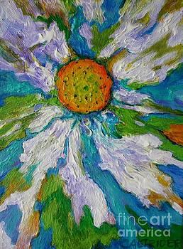 Bursting Through by Alison Caltrider
