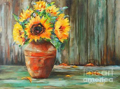 Bursts of Sunshine by Wendy Ray