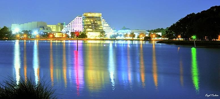 Burswood Casino on Swan River by Boyd Nesbitt
