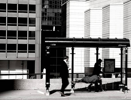 Bus Stop by Kevin Duke