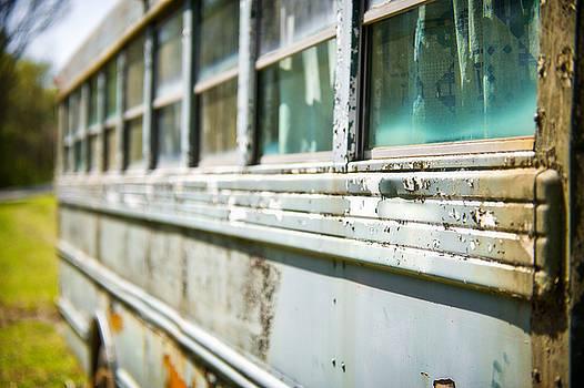 Bus Windows by Steve Shockley