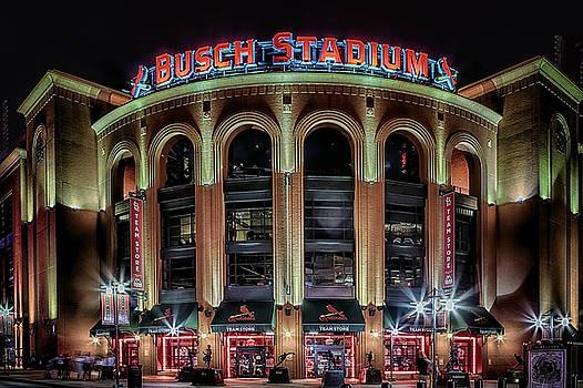 Susan Rissi Tregoning - Busch Stadium