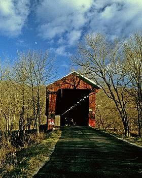 Gary Wonning - Busching Bridge Versailles Indiana
