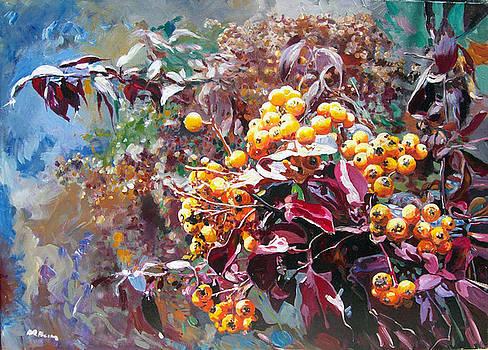 Bush by Alim Adilov