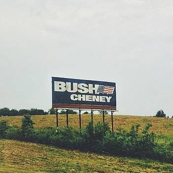 Bush Cheney 2011 by Dylan Murphy