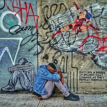 #buskwickartists #bushwick by Visions Photography by LisaMarie