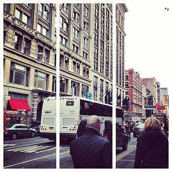 Busy Busy Busy #soho #nyc by Hocky K