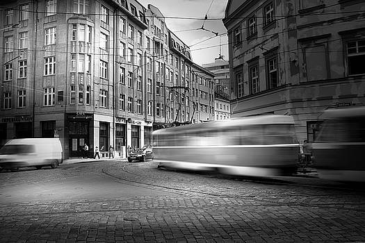 Busy Street by Cecil Fuselier