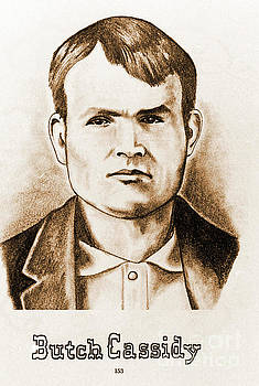 Gary Wonning - Butch Cassidy
