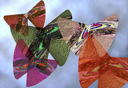 Butterflies 2 by Ricardo Szekely
