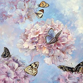 Silvia  Duran - Butterflies 2