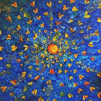 Butterflies by Dalal Farah Baird