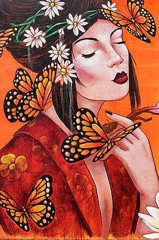 Guy Shultz - Butterflies