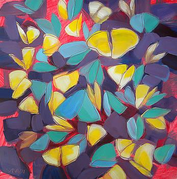 Butterflies Sunning 2 by Pam Van Londen