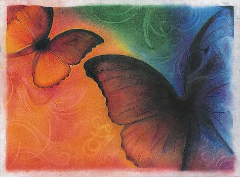 Butterflies by Vishal Chavan