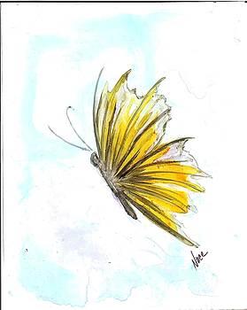 Butterfly 2 by Nancy Nuce
