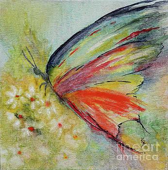 Butterfly 3 by Karen Fleschler