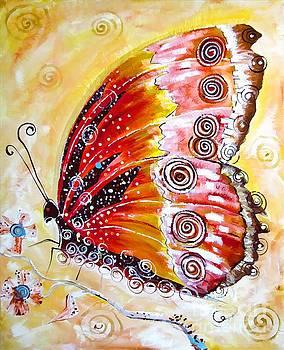 Marek Lutek - Butterfly 4240