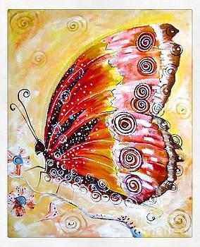 Marek Lutek - Butterfly 4241
