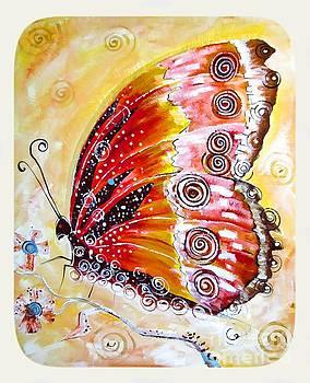 Marek Lutek - Butterfly 4242
