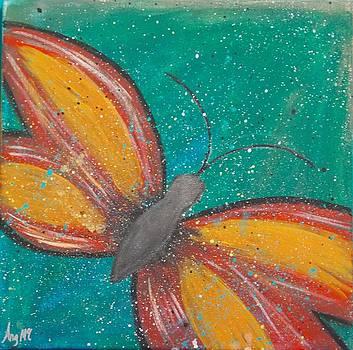 Butterfly by Angela McCool