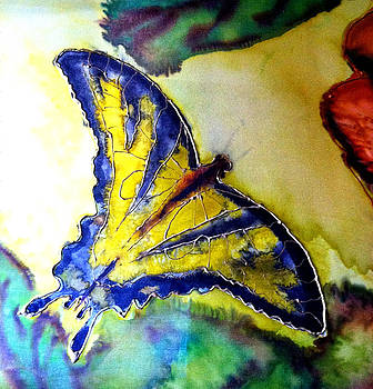 Butterfly by Beverly Johnson