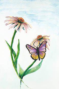 Butterfly Dance by Deborah Ellingwood