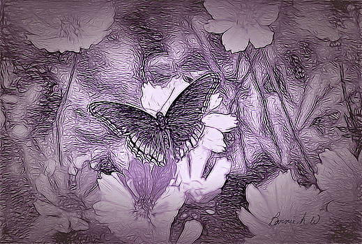 Butterfly Dreamland by Bonnie Willis