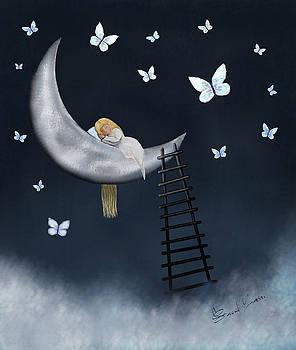 Butterfly Dreams by Sannel Larson by Sannel Larson