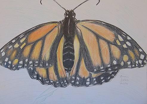 Butterfly by Emma Lyon