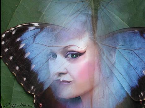 Butterfly Fae by Maggie Barra