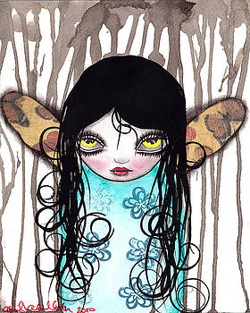 Abril Andrade Griffith - Butterfly Fairy