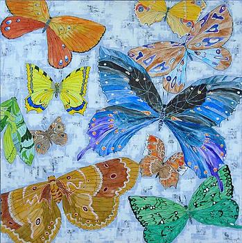 Butterfly Fantasy by Georgia Donovan