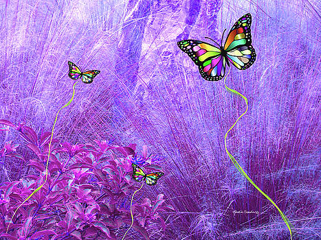 Butterfly Fantasy by Rosalie Scanlon